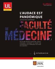 Consultez le cahier spécial - journal Les Affaires - Faculté de ...