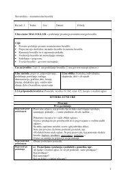 Učna enota: MALI OGLASI - Praktik