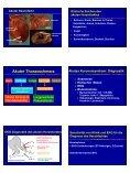 Schematischer Zeitablauf der Koronaren Herzkrankheit Initiation der ... - Page 3