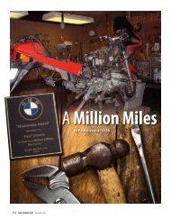 Million Miles Of Maintenance - Big Bend Telephone