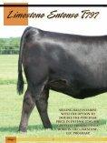 Limestone BLackcaP HeiFeR PReGnancy - Angus Journal - Page 4