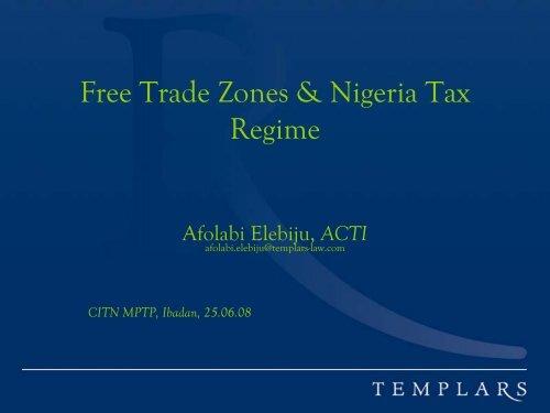 free trade zones in nigeria