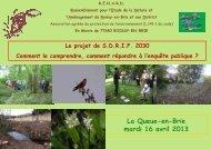 La Queue-en-Brie mardi 16 avril 2013 - Le Renard