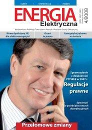 numer 4/2008 - E-elektryczna.pl