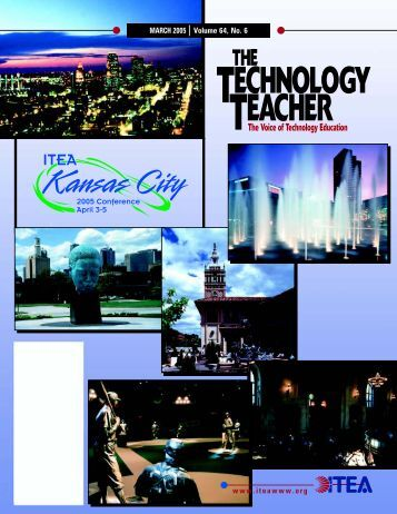 March 2005 - Vol 64, No 6 - International Technology and ...