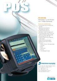 PS-8830E - POS systems