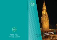 Local and regional structures in Europe - Council of European ...