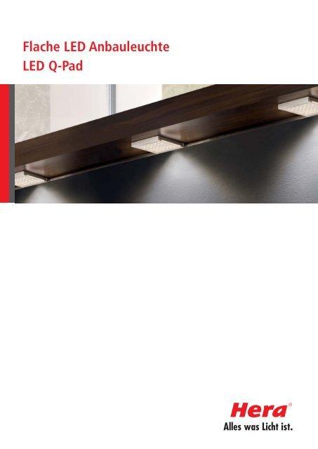 LED Q-Pad.indd - Hera
