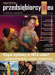 Okladka VIP 11 (Page 1) - Klub Integracji Europejskiej