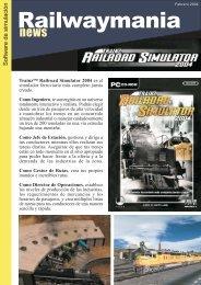 Trainz Railroad Simulator 2004 - Railwaymania.com