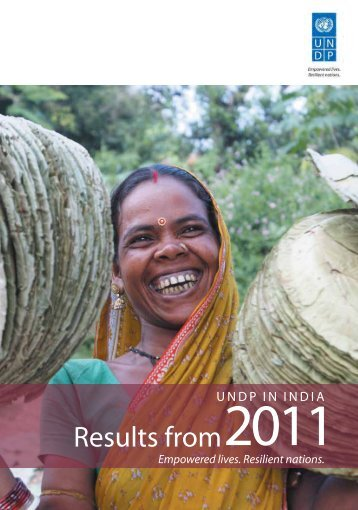 Results from 2011 - United Nations Development Programme