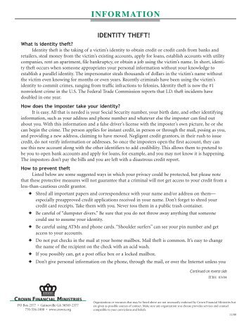 crown financial budget worksheet free worksheets library download and print worksheets free. Black Bedroom Furniture Sets. Home Design Ideas