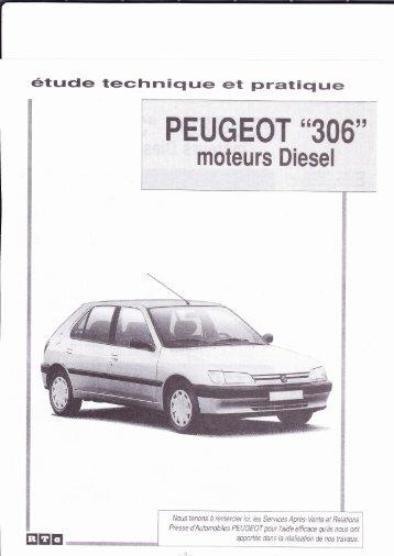 """PEUGEOT """"306'' - Auto-Tuto"""