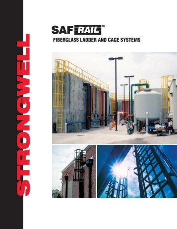 safrail ladder and cage systems