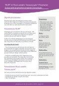 Formations aux outils de prévention des accidents ... - Pipsa - Page 5