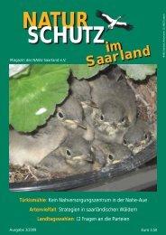 Naturschutzpreis 2009 Teiche und Tümpel - beim NABU im Saarland