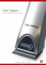 Oster Clippers - Kruuse