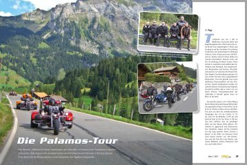 Die Palamos-Tour - Touren