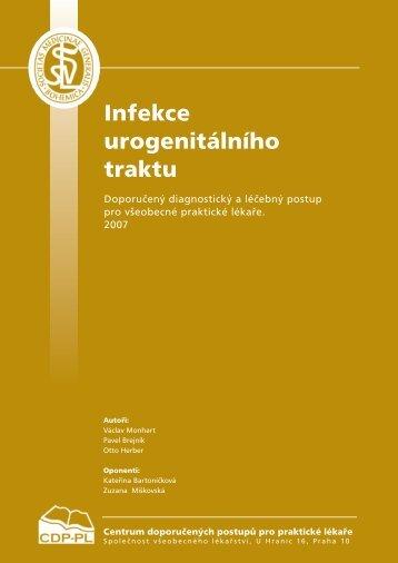 Infekce urogenitálního traktu - Společnost všeobecného lékařství
