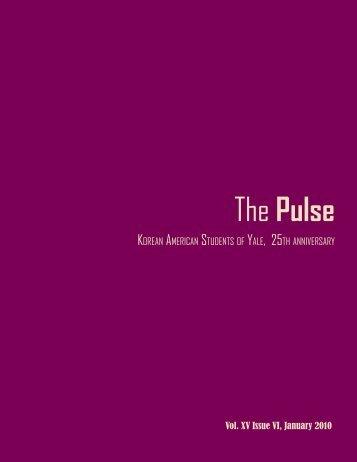 Pulse VI - Yale University