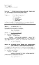 Séance ordinaire - Ville de Longueuil