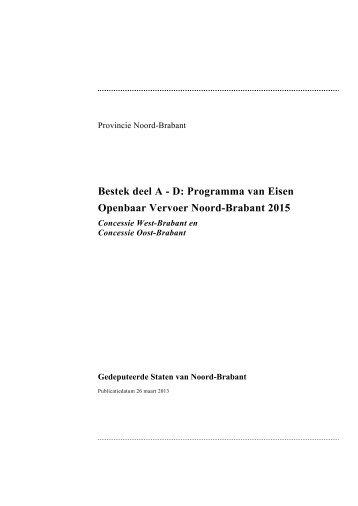 Programma-van-Eisen
