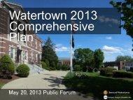 5/20/13 Public Forum Presentation - VHB.com