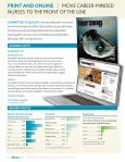 2011 | integrated media recruitment opportunities - Lippincott ... - Page 2