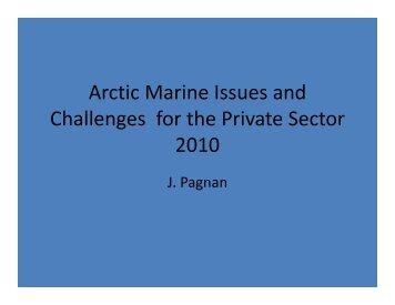 Jeanne Pagnan - World Ocean Council