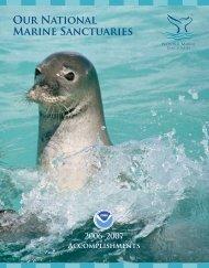 report here - National Marine Sanctuaries - NOAA