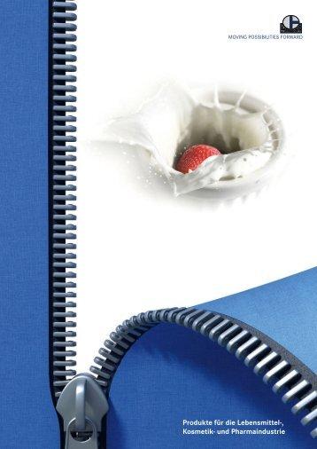 Lebensmittelschmierstoffe-Broschüre (PDF) - Costenoble GmbH ...
