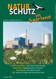 Saarland Erweiterung Ensdorf - beim NABU im Saarland