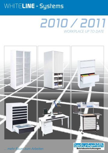 WHITELINE - Systems - Wachter Lagertechnik