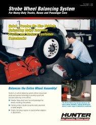 Strobe Wheel Balancing System - For Heavy-Duty Trucks, Buses ...