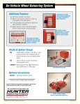 Strobe Wheel Balancing System - For Heavy-Duty Trucks, Buses ... - Page 2