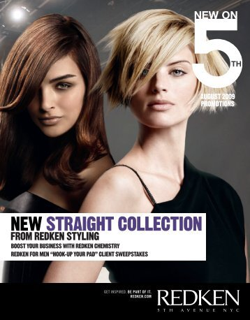 August 2009 - Redken Professional Site