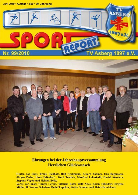 Nr. 99/2010 TV Asberg 1897 e.V.