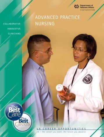 ADVANCED PRACTICE NURSING - VA Careers
