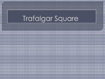 Trafalgar Square - Dr. Fehér Katalin