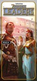 7 Wonders Leaders - Spielanleitung - Brettspiele-Report