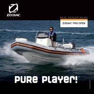 ZODIAC PRO Open