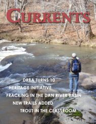 DrBa turns 10 Heritage initiative fracking in tHe Dan river Basin neW ...