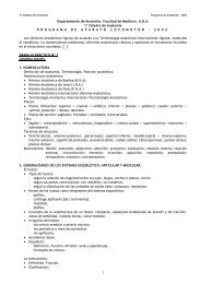Aparato Locomotor - FMV