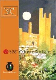 ottobre - Comune di Rovigo