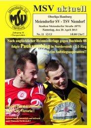 Download - Meiendorfer SV 1. Mannschaft