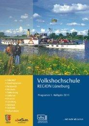 Pädagogik|Gesundheit|Kommunikation 19 - bei der vhs Lüneburg