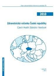 Zdravotnická ročenka České republiky 2010 - ÚZIS ČR