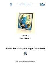Rúbrica de Evaluación de Mapas Conceptuales - UAEH