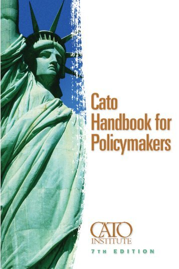 47. Domestic Security - Cato Institute