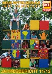 jahresbericht 2011/2012 (pdf) - HS Imst Oberstadt